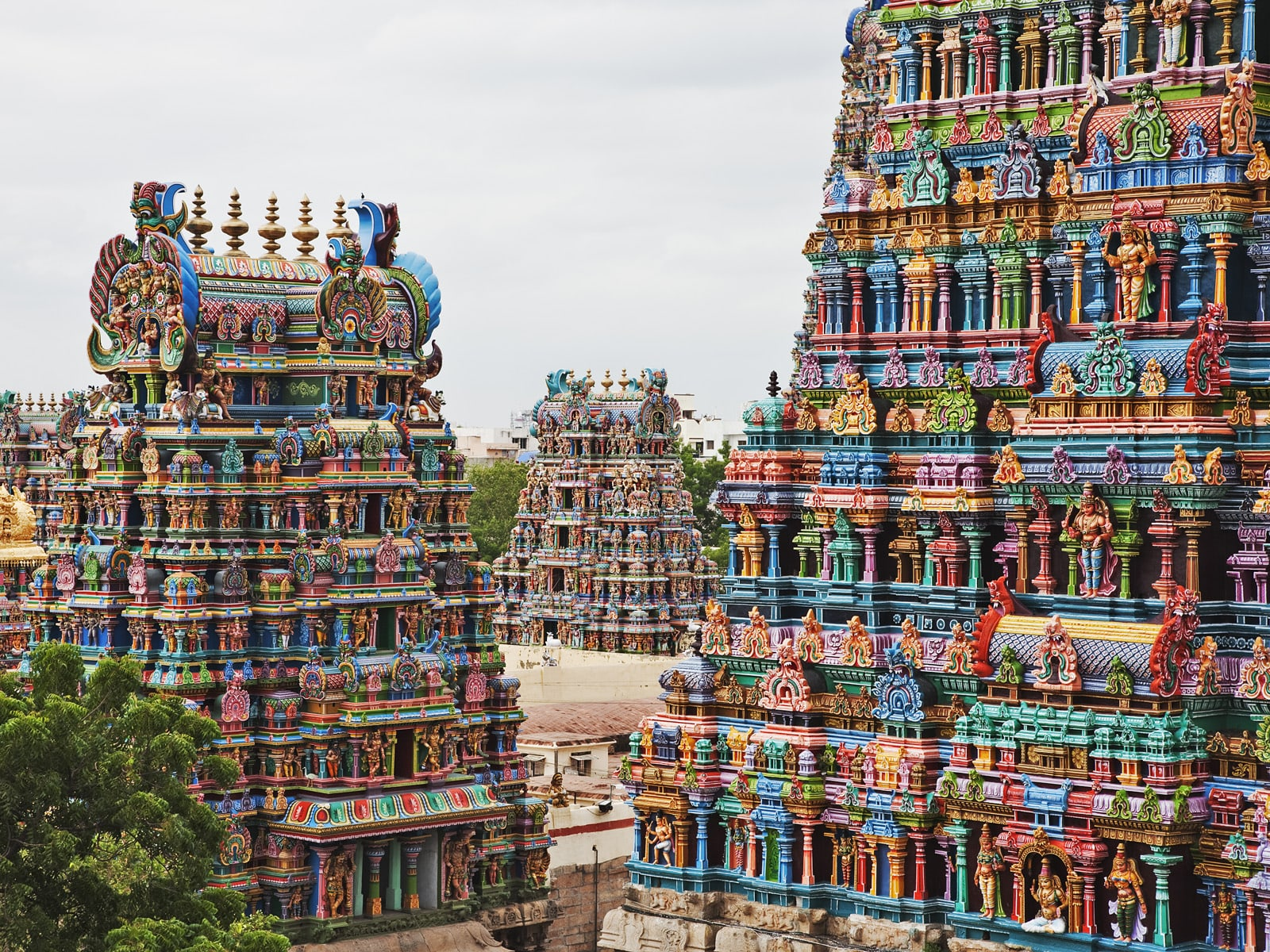 travels in madurai